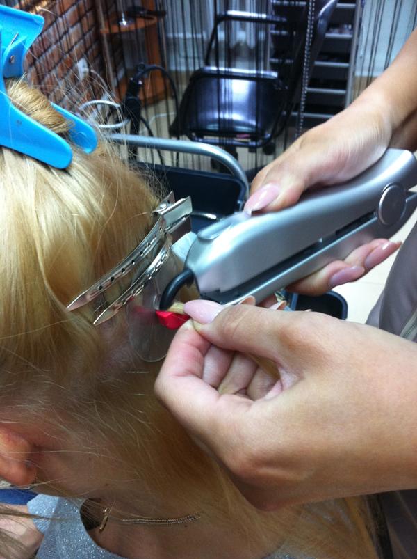 Наращивание волос ультразвуком екатеринбург